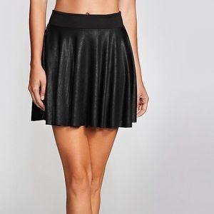 Guess Dresses & Skirts - Guess Black Skater Skirt