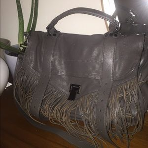 Proenza Schouler Handbags - Proenza Schouler Fringe Medium PS1
