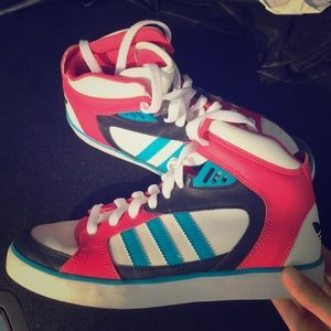 Adidas Shoes - Adidas High Top Sneaker (Women)