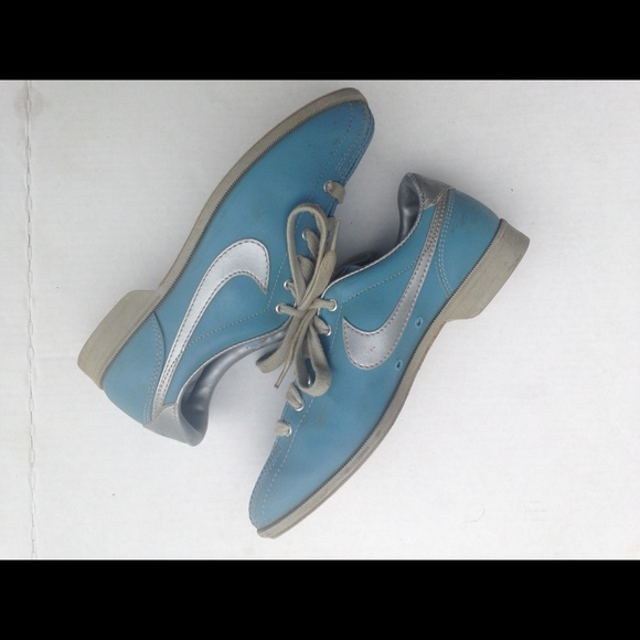Vintage Nike bowling shoes womens 8