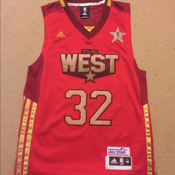 finest selection 6101c 76114 Blake Griffin 2011 All Star Jersey - Clippers