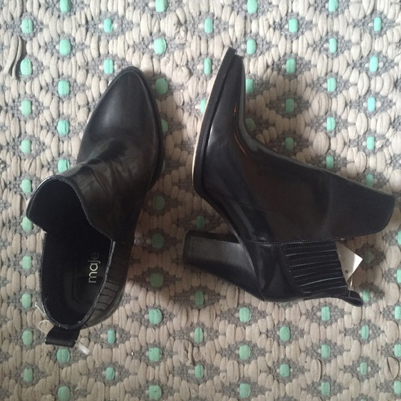 Maje Shoes - Maje W's 9 patent booties