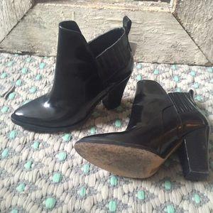 Maje Shoes - Maje W's 9 patent booties