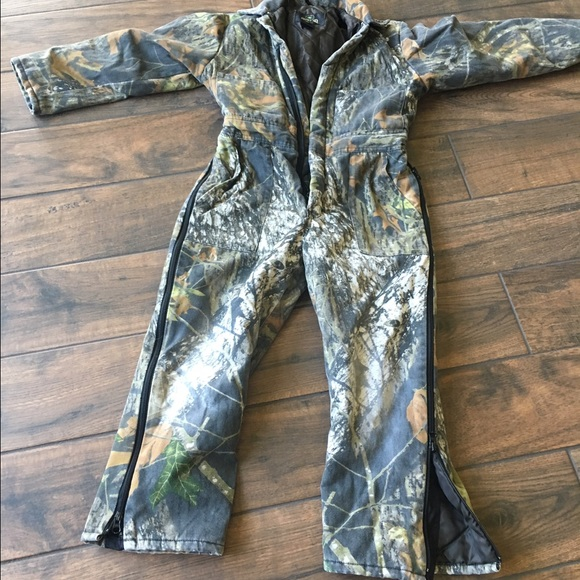 d4d035c2e7e56 RedHead Jackets & Coats | Youth Silenthide Insulated Coveralls ...