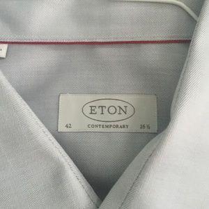 Eton Other - Gorgeous ETON but town down. Light gray