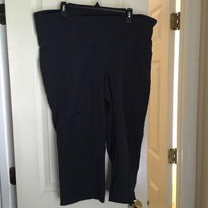 Old navy maternity yoga pants size xl
