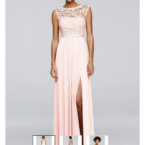 09265203895 David s Bridal Dresses   Skirts - David s Bridal F19328 ...