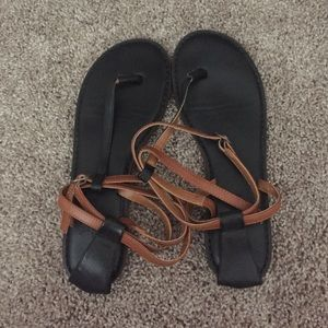 American Eagle Outfitters sandals