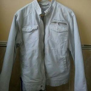 Guess light gray jacket