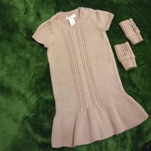 Camilla Other - Shimmering Sweater Dress Girls (kids)