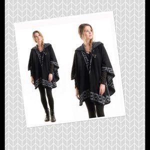 Fashionomics Jackets & Blazers - 🦄 Last one Fall fav wrap hoodie nwt OSFM