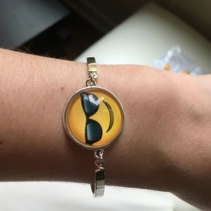 Jewelry - Cute Emoji Pattern Bracelet.