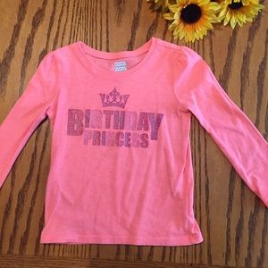 Old Navy Other - Old Navy Birthday Princess shirt. 3t