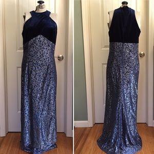 VTG• Jessica McClintock Gunne Sax 90's Gown