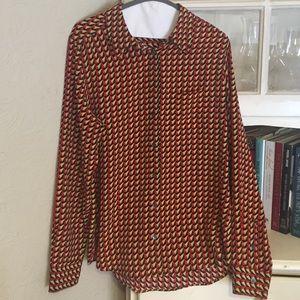 Equipment Tops - SALE! Equipment silk blouse