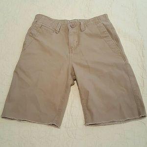 Boys Lucky Brand Khaki Shorts