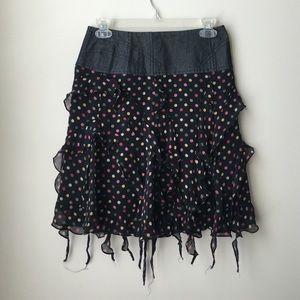 Cynthia Steffe Dresses & Skirts - CYNTHIA STEFFE polka dot skirt size 4
