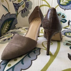 Ann Taylor Shoes - Ann Taylor D'orsay Pump