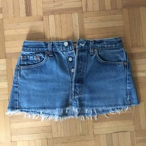 LF Stores Dresses & Skirts - Jean Skirt from LF!