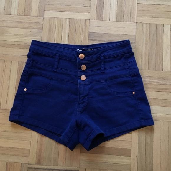 64% off Pants - 3 button high waisted shorts! from Maren's closet ...