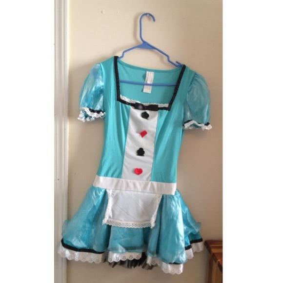 Alice In Wonderland Costume Poshmark