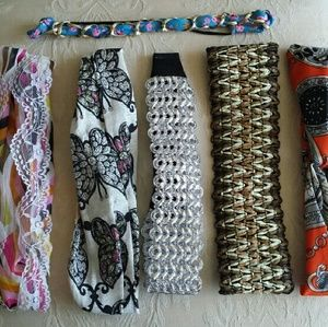 Six Headbands