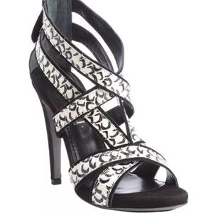 Aperlai Shoes - Aperlai st. Topez Strappy Heels Pumps size EUR40