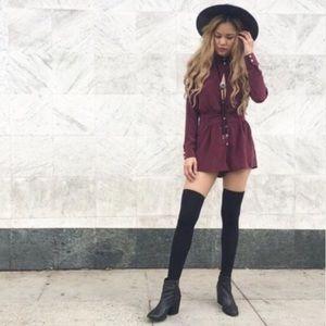 Stone Cold Fox Dresses & Skirts - 🎉Host Pick🎉 Stone Cold Fox Romper NWOT