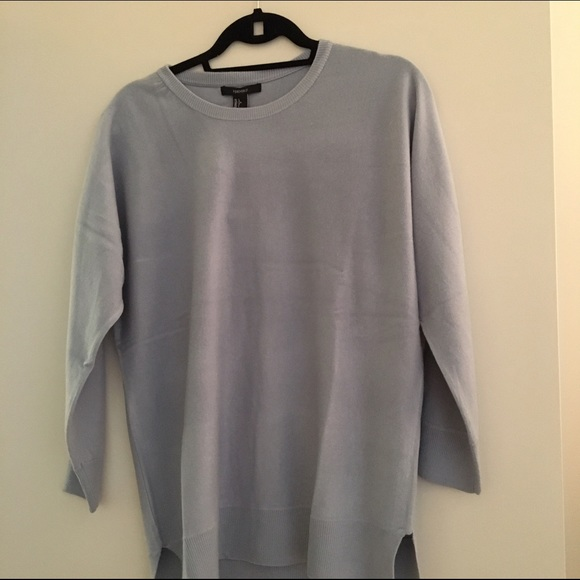 Forever 21 - Dusty Blue Sweater from !'s closet on Poshmark