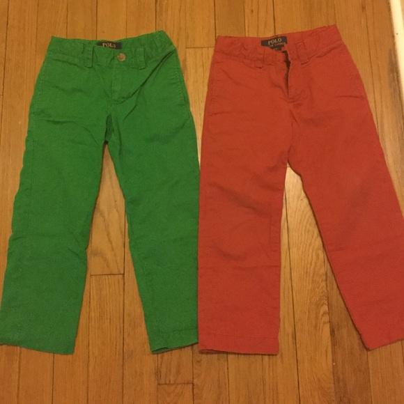 2361d9fb98e9 Polo Ralph Lauren Boys Pants~3T. M 57f036d499086af56007d483
