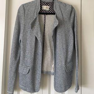 Anthropologie Brand - Cotton Blazer/Sweater
