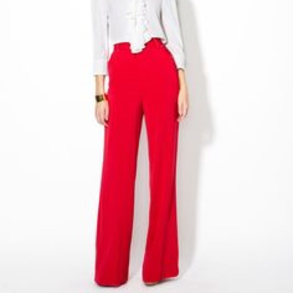 78% off RACHEL Rachel Roy Pants - Sale❤️Rachael Roy wide leg ...