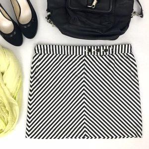 J. Crew Dresses & Skirts - J. Crew || Striped Skirt