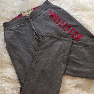 Hollister Pants - Hollister sweatpants | size small