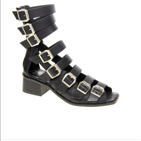 858ec468ed7e ASOS Shoes - ASIs Fallout Gladiator Sandals Sz 7