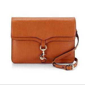 Rebecca Minkoff Handbags - Rebecca Minkoff Nolita Crossbody Cognac