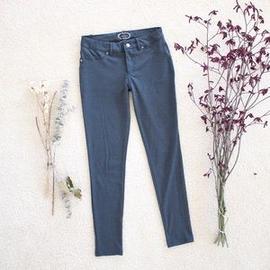 Ambiance Apparel Pants - Dark grey jeggings