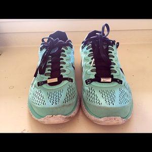 Nike Shoes - Tiffany Blue Nike Running Shoe Limited Edition