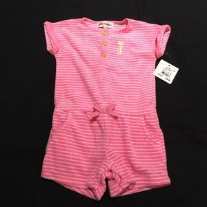 Juicy Couture Other - NWT Infant Juicy Couture romper