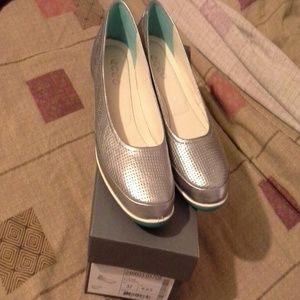ECCO Dlite Ballerina shoes