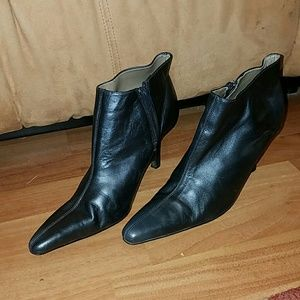Shoes - Genuine leather booties