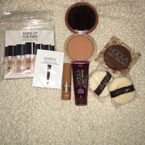 Makeup Forever Other - Bronzer bundle