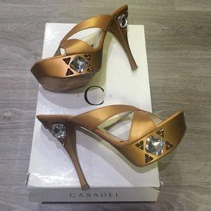 Casadei Shoes - CASADEI platform heels