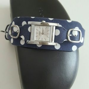 Fossil Accessories - Polka dot guess watch