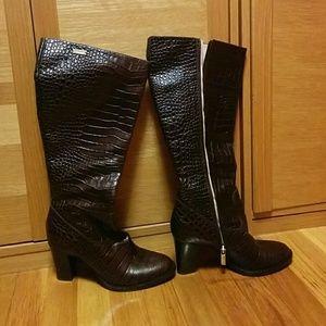 Marina Rinaldi Shoes - 🆕 Marina Rinaldi  boots, made in Italy