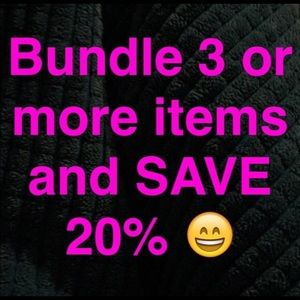 Other - BUNDLE BUNDLE BUNDLE