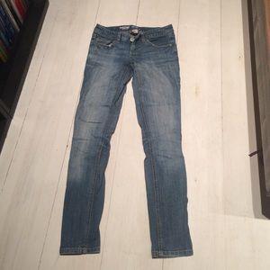 Slim Skinny Med-Fade Jeans