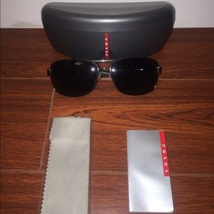 Prada Linea Rossa Other - Authentic Prada 54IS Sunglasses