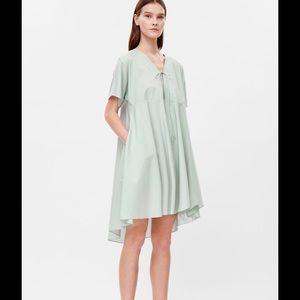 COS Dresses & Skirts - COS kaftan in mint green BNWT