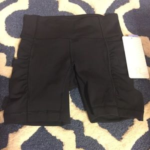 Lululemon Athletica Speed Short, Size 2,